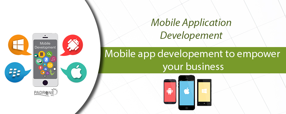 Mobile Application Developement